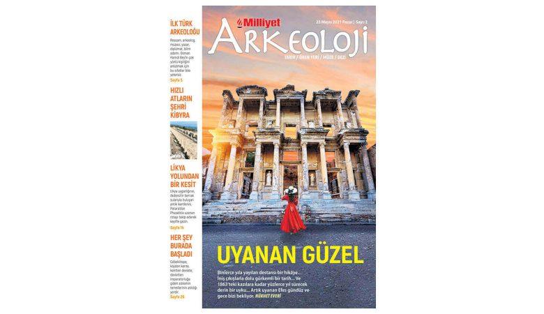 Milliyet Arkeoloji Dergisi 2. Sayısı Okurlarla Buluşuyor