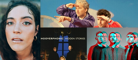 Polo & Pan, GoGo Penguin, Hooverphonic ve Lil Zey'den Güzel Haberler!