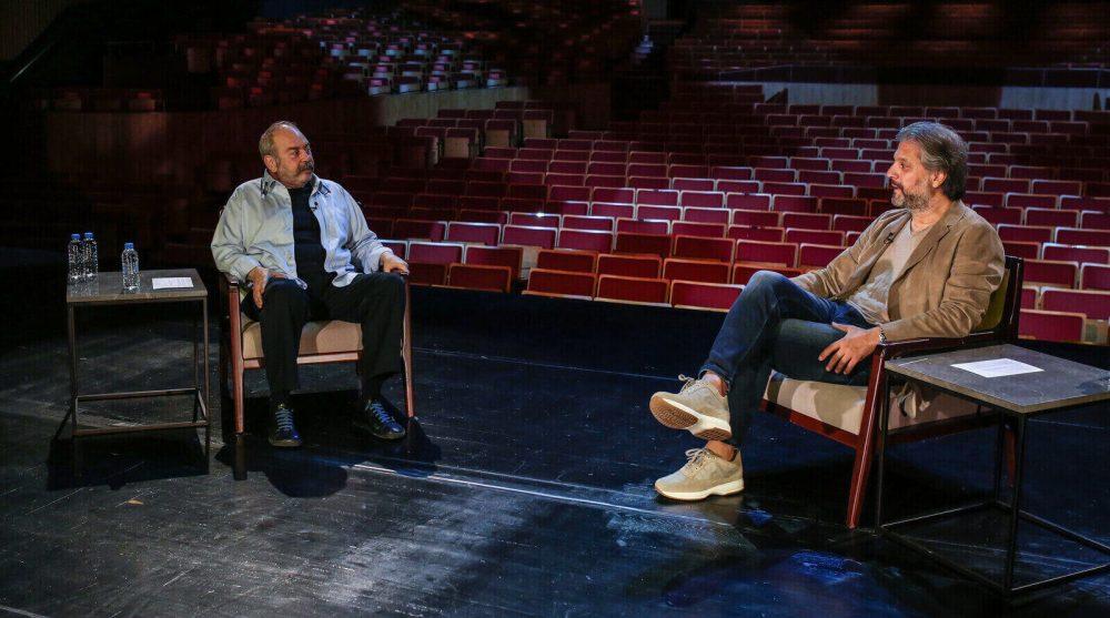 """Ali Düşenkalkar ve Ragıp Savaş Keyifli Sohbetleriyle """"Sahne Tozu Yutanlar""""ın Yeni Bölümünde"""