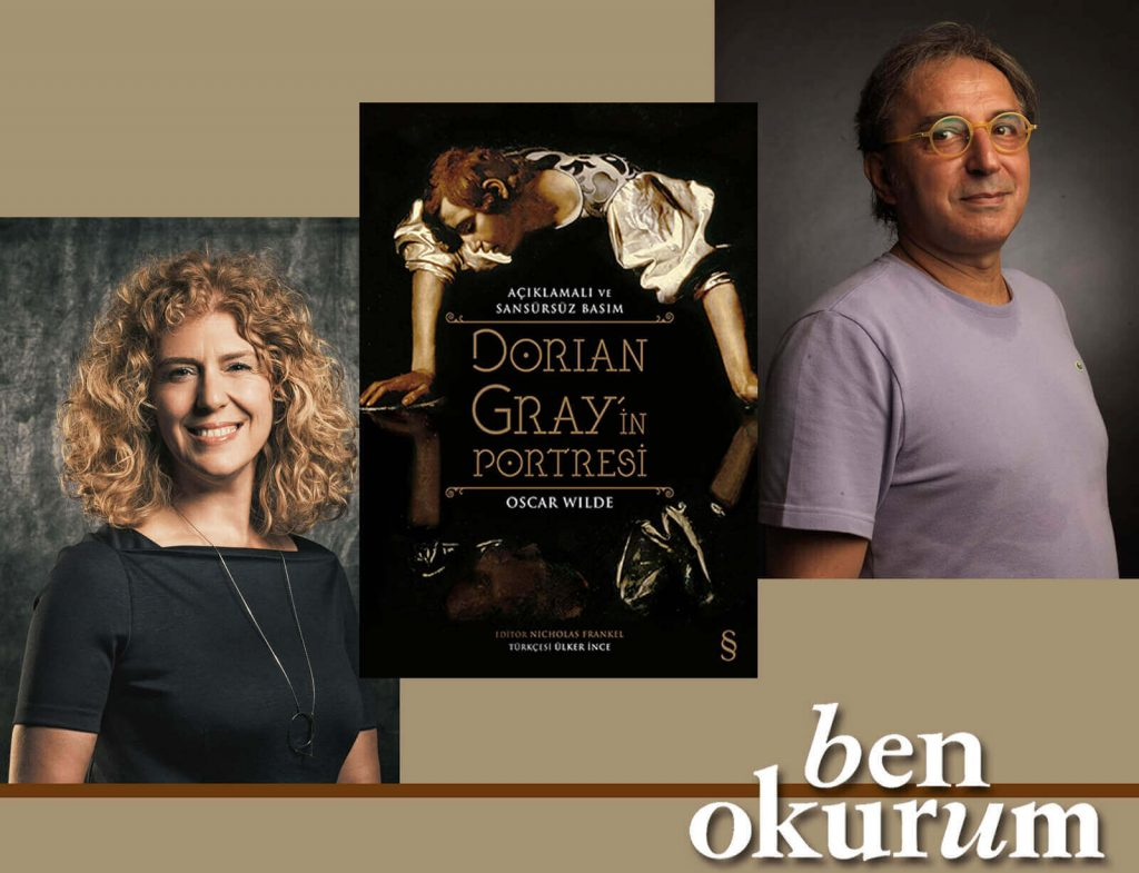 Ben Okurum Yeni Bölümünde Yazar Hamdi Koç İle Oscar Wilde'ın Dorian Gray'in Portresi'ne Odaklanıyor