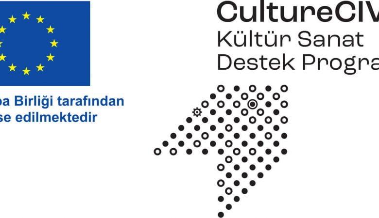 Canlı Bir Sivil Toplum İçin Avrupa Birliği'nden Kültür Sanata Büyük Destek!