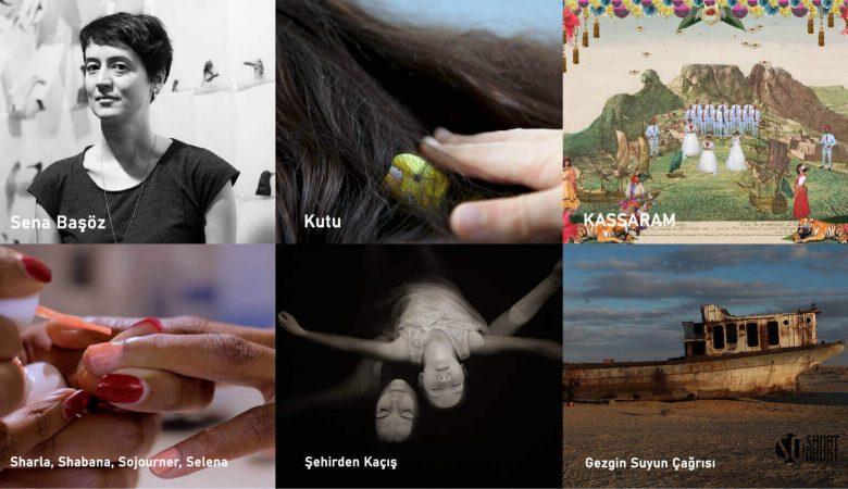 İstanbul Modern'de Çevrimiçi Uluslararası Sanatçı Filmleri Sergisi 1 Temmuz'da Başlıyor