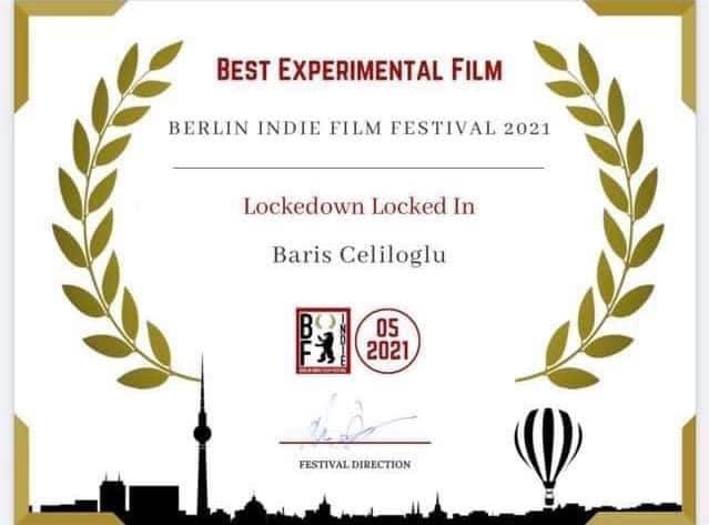 Barış Celiloğlu İle Ödüllü Filmi Lockedown Locked In Üzerine Bir Söyleşi