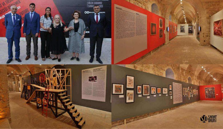 """Sakıp Sabancı Mardin Kent Müzesi, """"Sanat ve Tasarımla Geleceği Düşlemek. Rus Avangardı"""" Sergisi"""