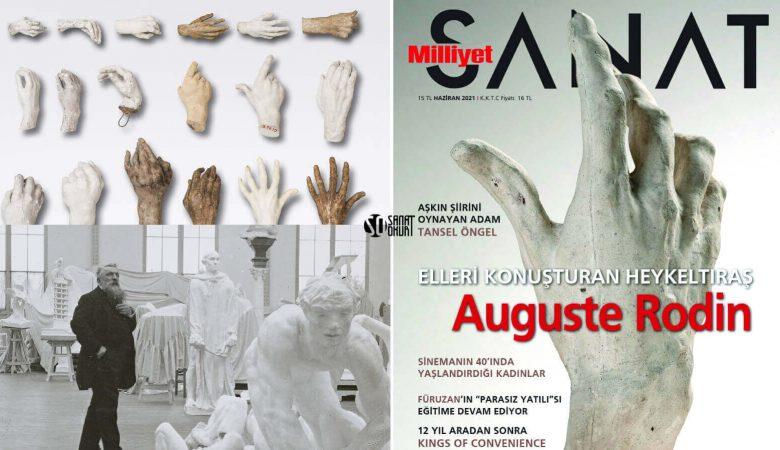 Ellerini Konuşturan Heykeltraş Rodin Tate Modern'deki Sergisi