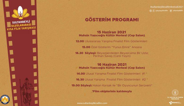 Sultanbeyli Uluslararası Kısa Film Yarışması Başlıyor!
