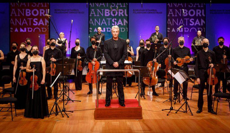Borusan Sanat'ın Sezon Sonu Konserinde Şef Alexander Liebreich, BİFO ile Buluşuyor