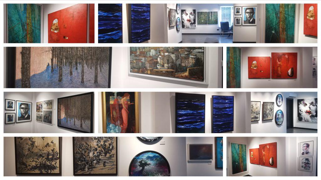 Cadde160 Art Gallery Muhteşem Bir Buluşmaya Ev Sahipliği Yapıyor!