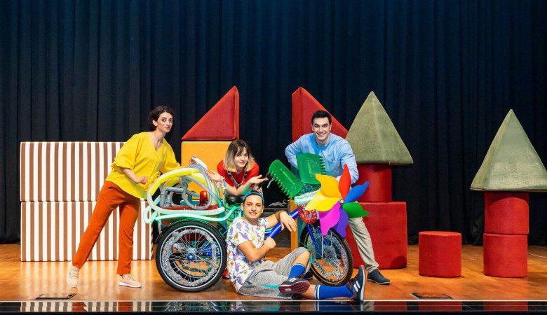 """Pınar Çocuk Tiyatrosu """"Oyun Makinesi"""", Yaz Turnesiyle Çocuklarla Buluşuyor"""