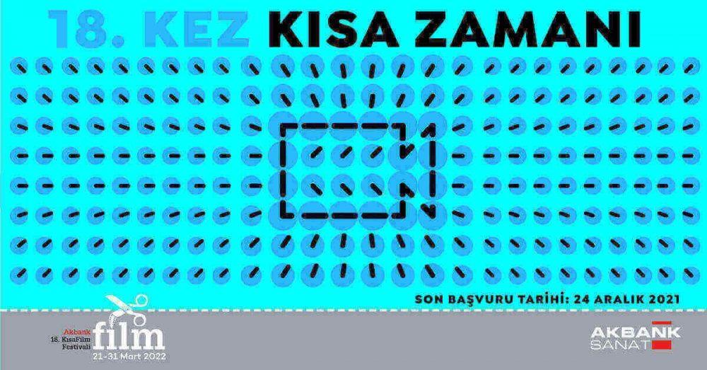 18. Akbank Kısa Film Festivali Başvuruları Devam Ediyor!