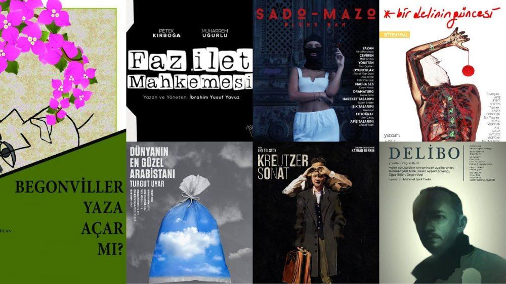 Tiyatro Kooperatifi Yaz Buluşmaları Caddebostan Sahil Amfi Tiyatro'da Devam Ediyor