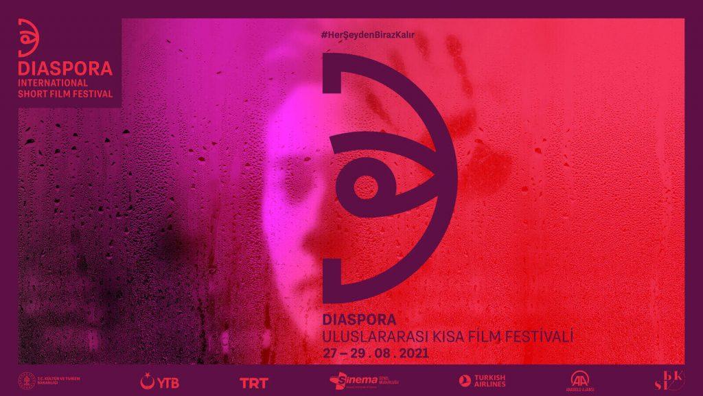Diaspora Uluslararası Kısa Film Festivali'nin Afişi Belli Oldu