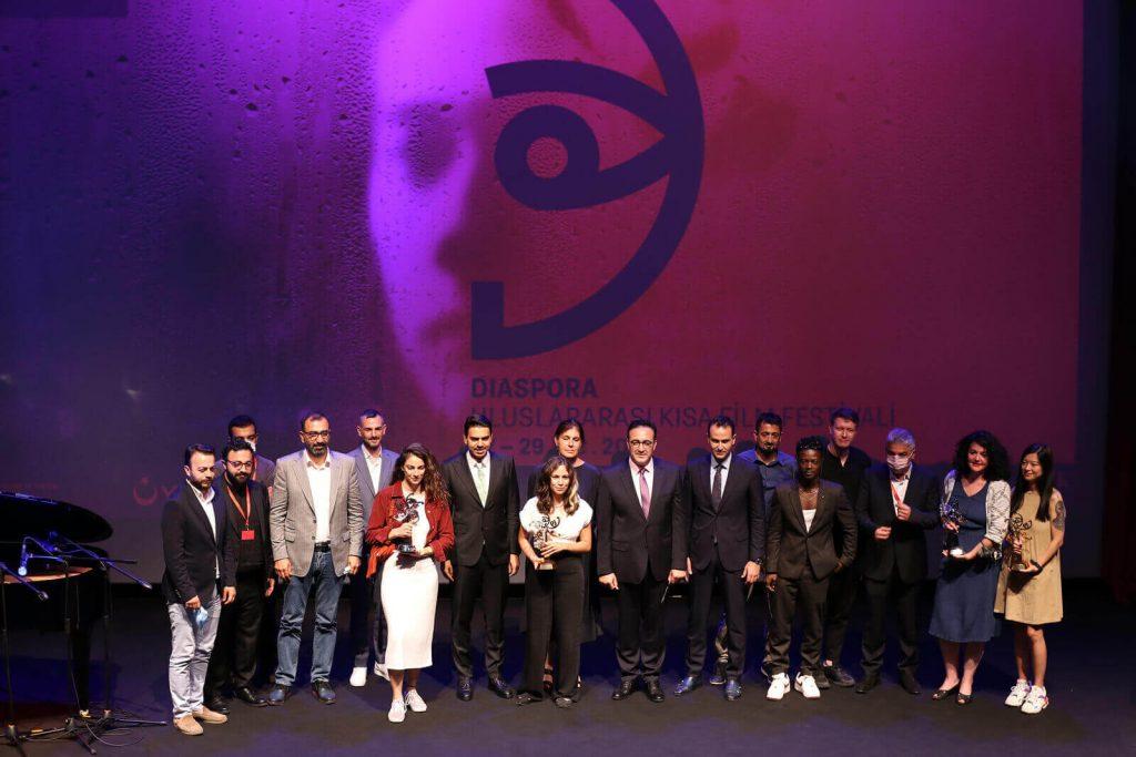 Diaspora Uluslararası Kısa Film Festivali'nde Kazananlar Belli Oldu