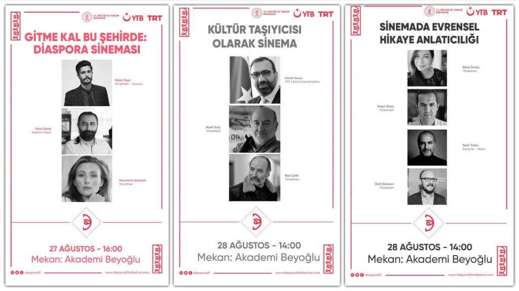 Diaspora Uluslararası Kısa Film Festivali Sinemaseverlerle Buluşmaya Hazır