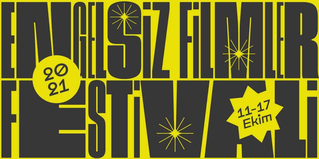 9. Engelsiz Filmler Festivali Afişi