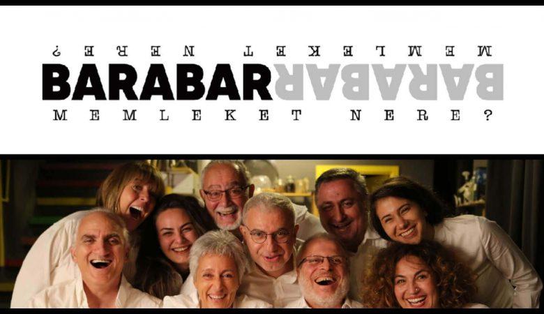 ENKA Açıkhava Tiyatrosu Sezonu BARABAR İle Açıyor