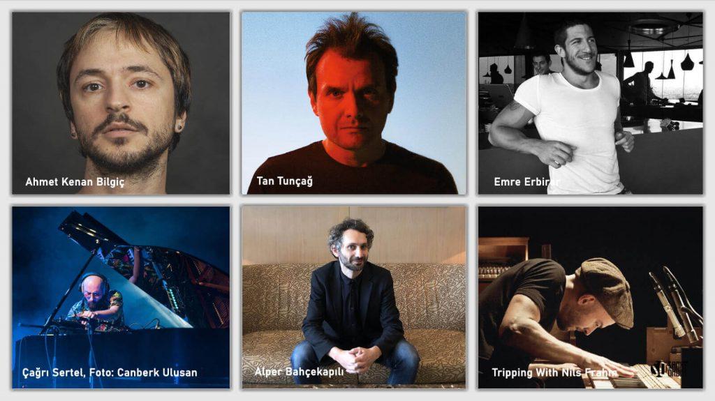 28. İstanbul Caz Festivali Kapsamında Gece Gezmesi Konserleri ve Vitrin Panelleri