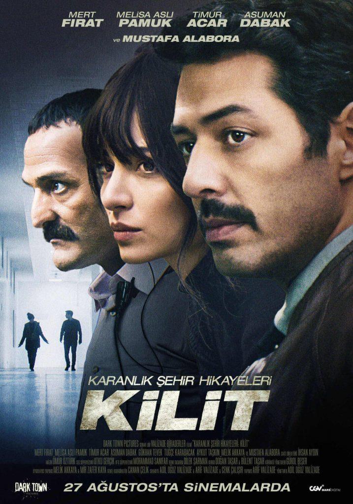 """Polisiye Gizem Filmi """"Kilit""""in Afiş ve Fragmanı Yayınlandı!"""