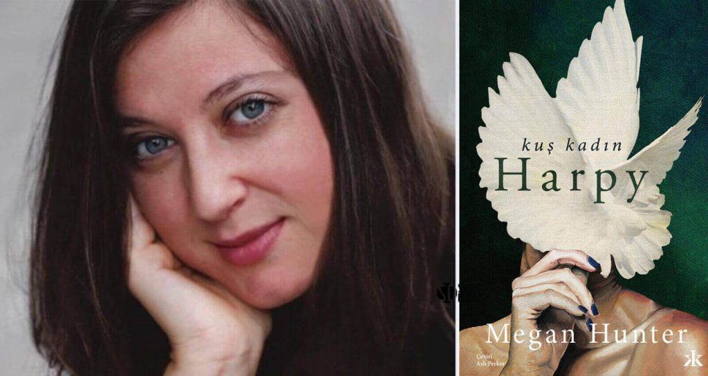 Megan Hunter İmzalı Kuş Kadın Harpy Raflarda!