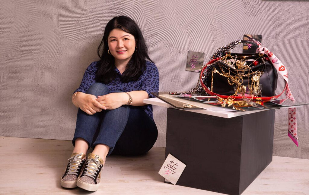 Çağdaş Sanatçı Melek Kocasinan Artweeks@Akaretler'de