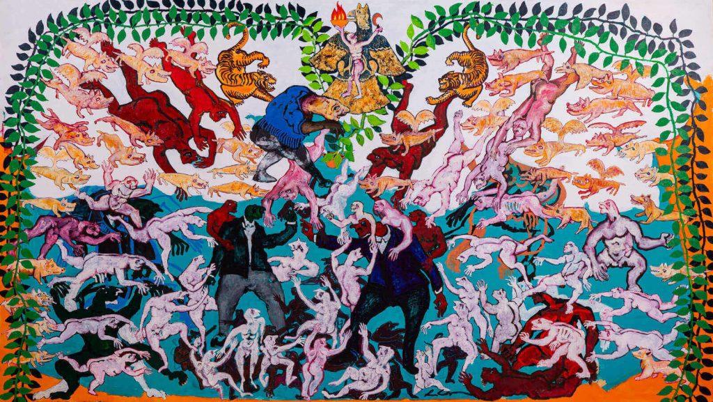 Anna Laudel Sanat Sezonunu Kazancı Yokuşu'ndaki Yeni Yerinde Karşılıyor