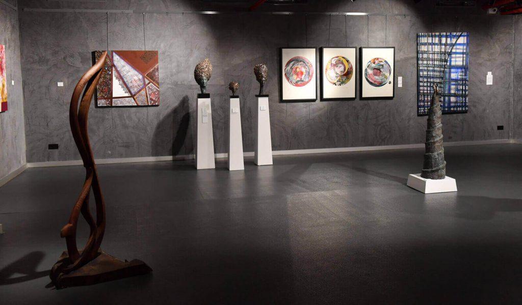2. Uluslararası Yaz Vakti Sergisi Sanatseverlerle Buluştu
