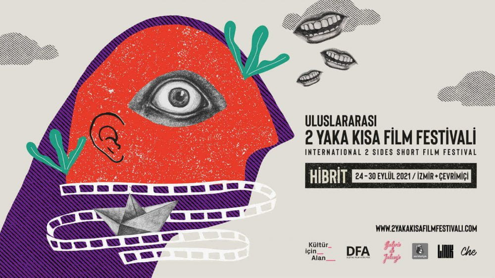 Uluslararası 2 Yaka Kısa Film Festivali Bu Yıl Hibrit Gerçekleşiyor