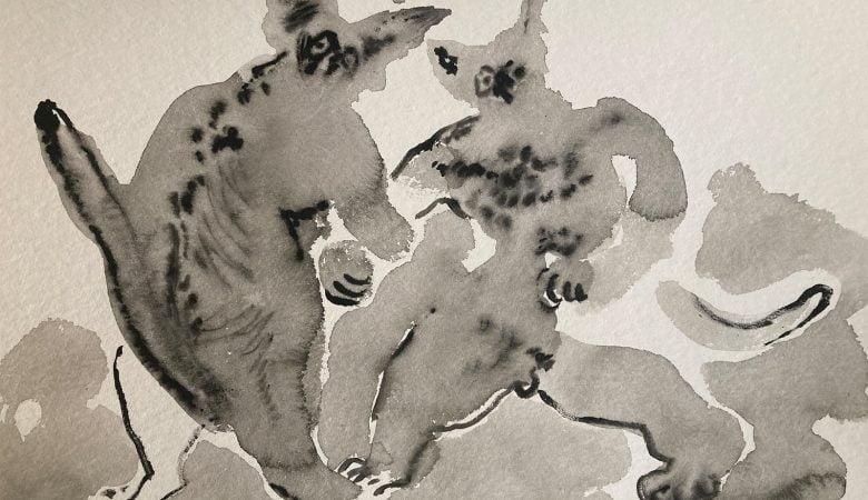İrem Nalça'nın 'Güneşin Duvarı Yok' İsimli Kişisel Sergisi Simbart Projects'de