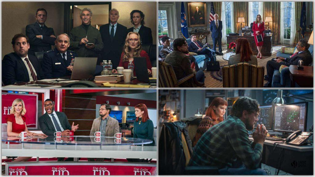 Adam Mckay'in Don't Look Up Filminin Fragmanı ve İlk Kareleri Paylaşıldı