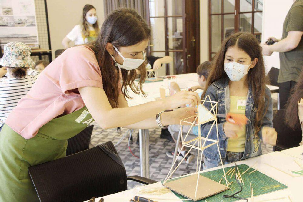 """Finlandiya Merkezli """"Arkki""""den Çocuklar için Uzun Dönem Tasarım Atölyeleri"""