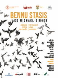 Jake Michael Singer, Kuş Heykelleri İle Küçük Mustafa Paşa Hamamı'nda