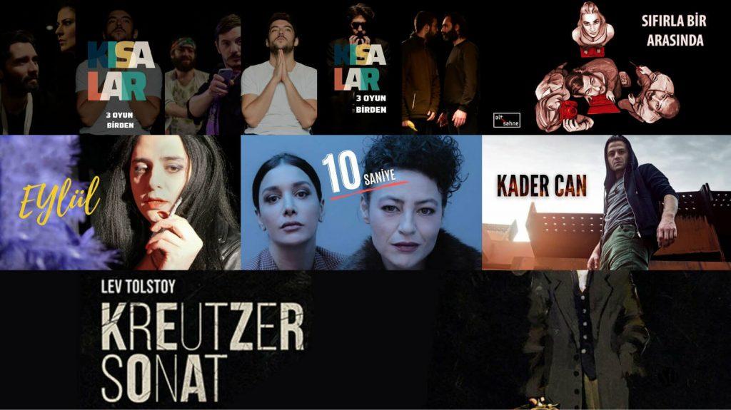 Kadıköy Boa Sahne Eylül Programı