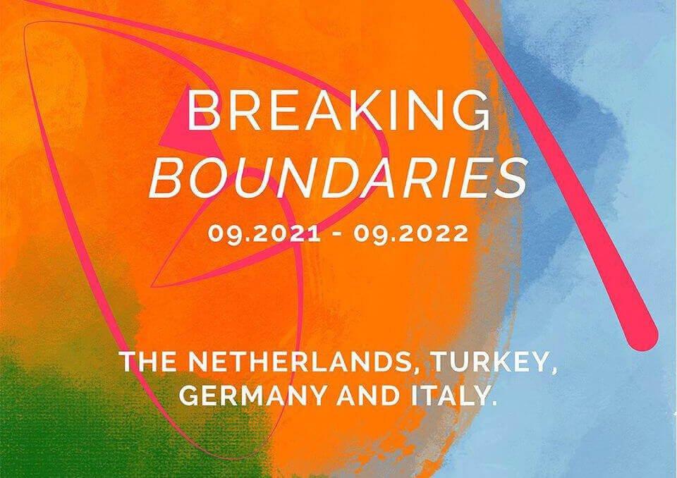 Breaking Boundaries'in İlk Sergisi 15 Eylül'de Karşı Sanat'ta Açılıyor!