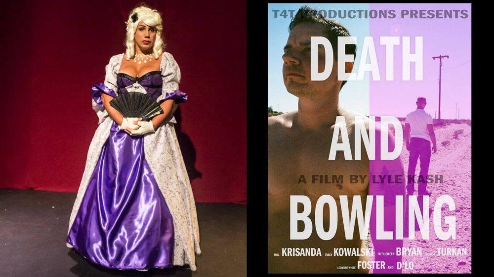 Türk Oyuncu Denise Turkan Hollywood Yapımı Death and Bowling Filminde