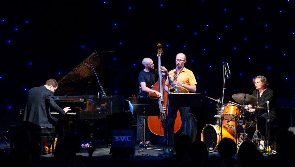 Eva Klesse Quartet, Dinleyicilere Bambaşka Bir Caz Deneyimi Yaşattı