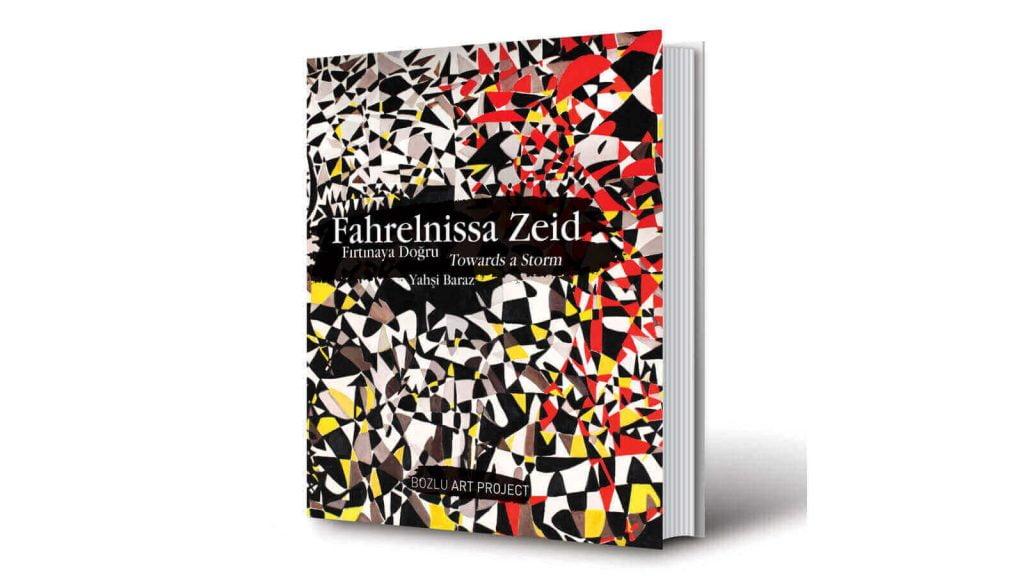 Fahrelnissa Zeid: Fırtınaya Doğru İsimli Kitap Bozlu Sanat Yayınları'ndan Çıktı