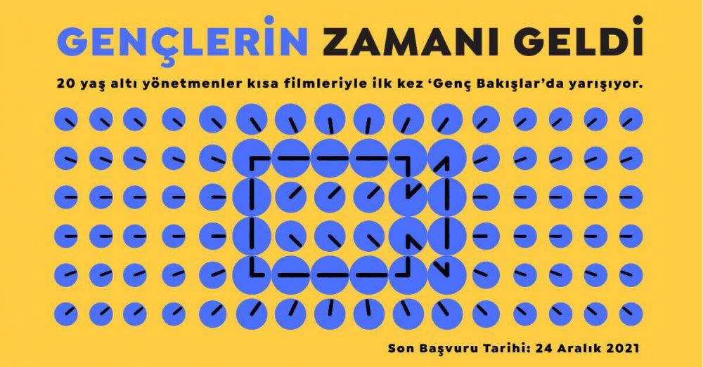 """20 Yaş Altı Yönetmenler İlk Kez """"Genç Bakışlar""""da Yarışıyor"""