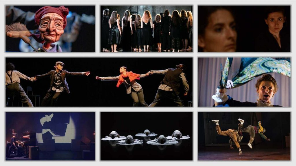 Istanbul Fringe Festival 2021'de Çevrimiçi Etkinlikler