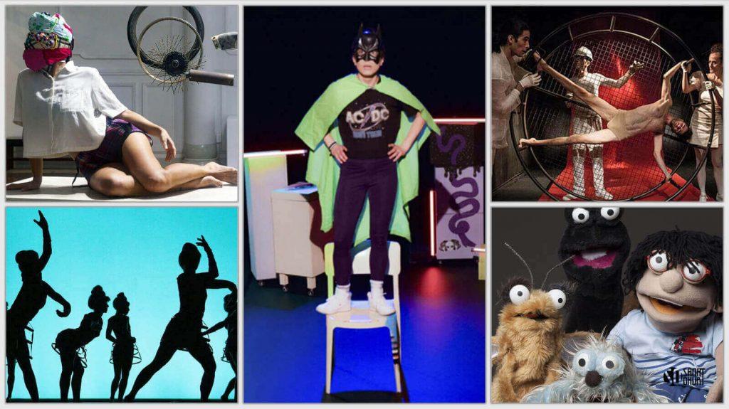 Istanbul Fringe Festival 2021'de Fiziksel Etkinlikler