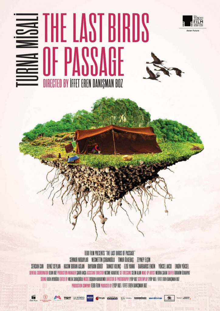 """""""Turna Misali"""" Dünya Prömiyerini 34. Tokyo Uluslararası Film Festivali'nde Yapacak"""