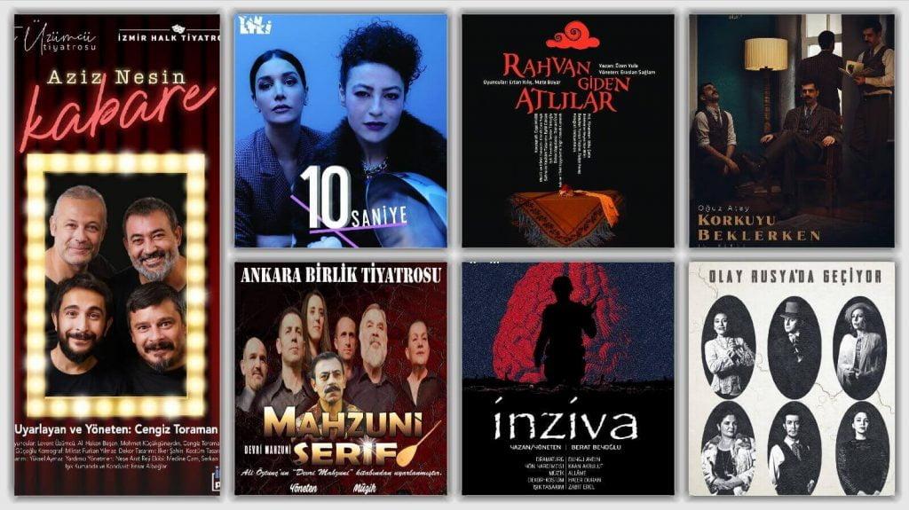Tiyatro Kooperatifi Yaz Buluşmaları Ataşehir'de Devam Ediyor!