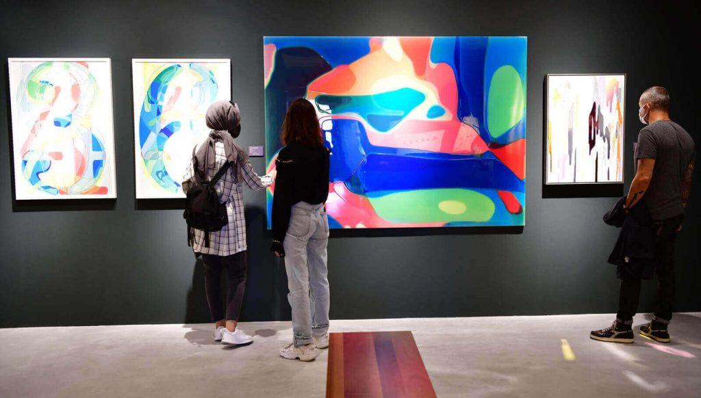 Picasso, Artweeks@Akaretler'de Sanatseverlerle Buluşmayı Bekliyor
