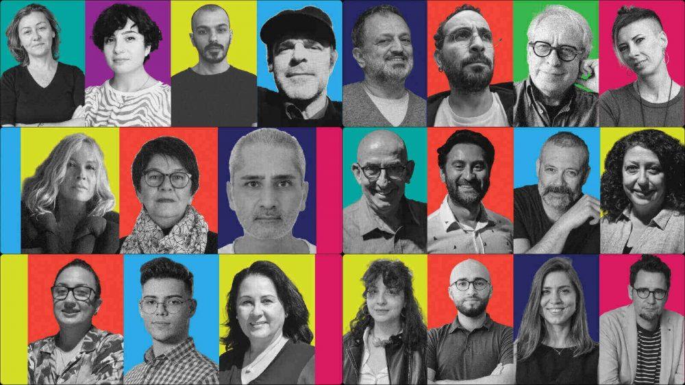 """Sanatçı ve Tasarımcılar """"Yüzleşme"""" Konuşmalarında Bir Araya Geliyor"""