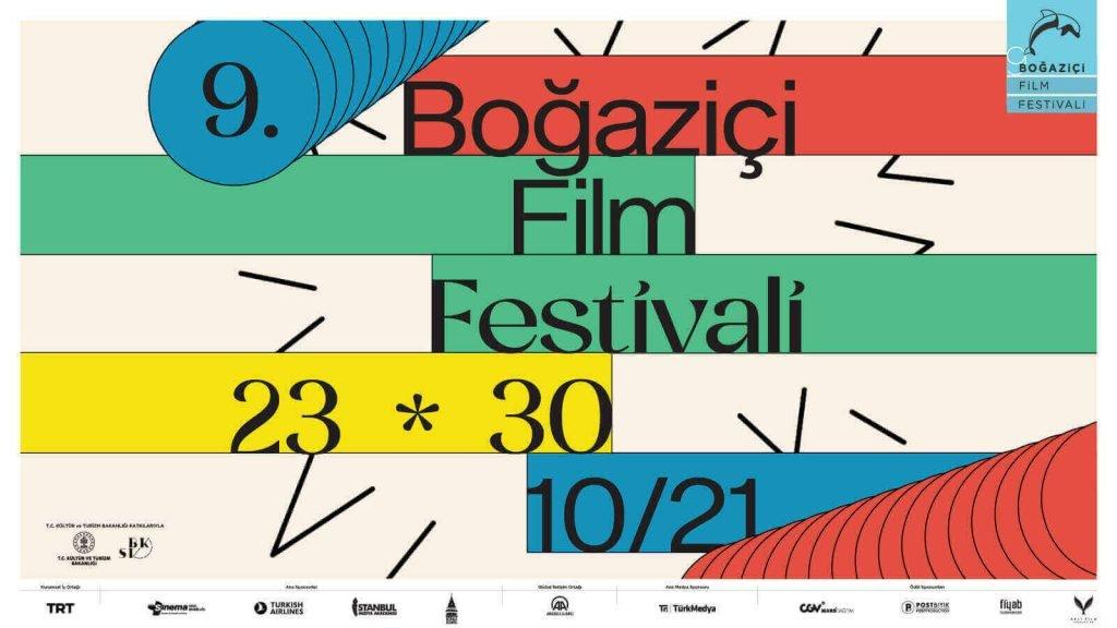 9. Boğaziçi Film Festivali'nin Afişi Yayınlandı