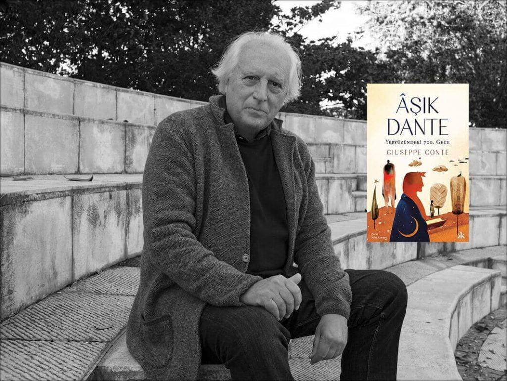 Giuseppe Conte Aşık Dante Kitabı