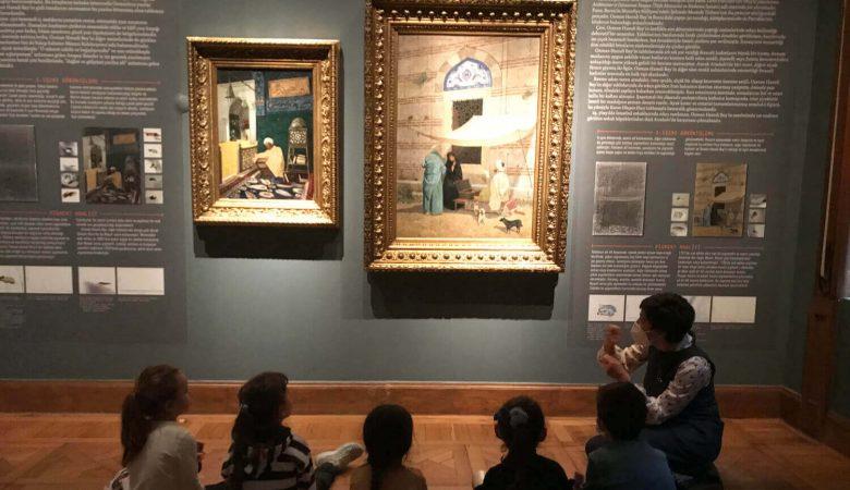 Sakıp Sabancı Müzesi Öğrenme Programları